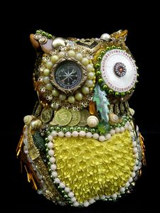 WHoosier Owl by Cappi Phillips