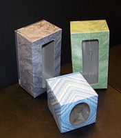 Sample Kleenex Boxes