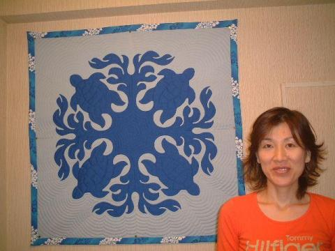Bedding home made quilts on sale for aloha hawaiian applique u eyedrop